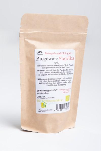 Biogewürz Paprika