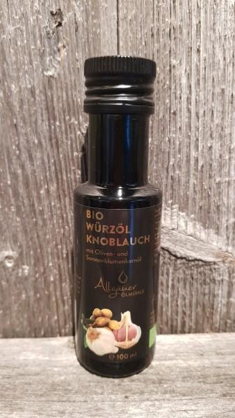 Bio Würzöl Knoblauch